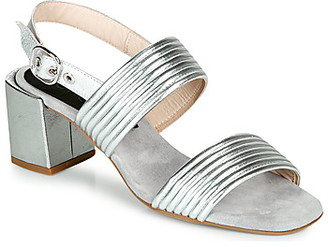 Fericelli MARIA women's Sandals in Silver
