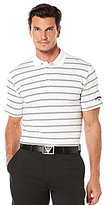 Callaway Golf Opti-Dri Horizontal Stripe Polo Shirt