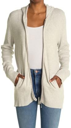Cyrus Knit Zip Up Pocket Hoodie