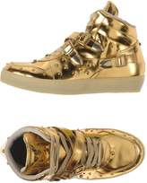 Leather Crown High-tops & sneakers - Item 11196632