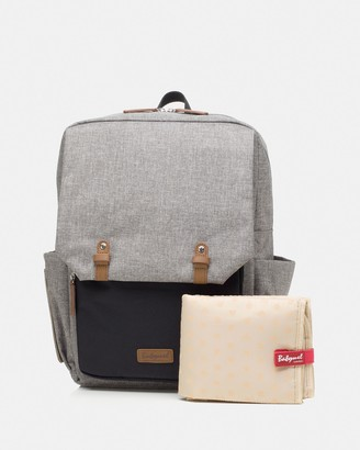 Babymel Women's Grey Nappy bags - George Backpack Nappy Bag - Size One Size at The Iconic