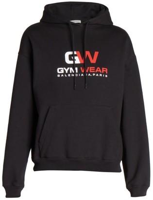 Balenciaga Gym Wear Hoodie