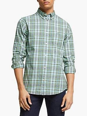 Gant Winter Twill Heather Check Shirt