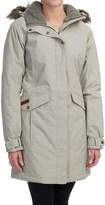 Columbia Grandeur Peak Jacket - Insulated, Long (For Women)