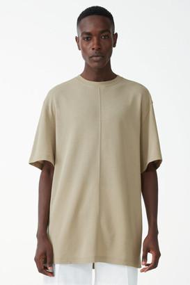 Cos Long Organic Cotton T-Shirt