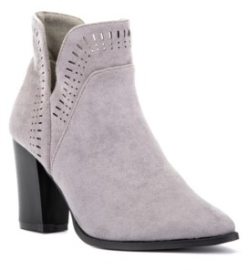 OLIVIA MILLER 'Ironic' Booties Women's Shoes