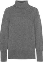 J.Crew Cashmere Turtleneck Sweater - Anthracite