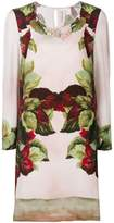 Antonio Marras embellished printed shift dress