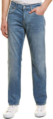 7 For All Mankind Seven 7 Tapered Blue Straight Leg Jean