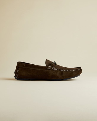 Ted Baker COTTN Suede loafers