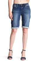 Seven7 11 Rolled Bermuda Shorts