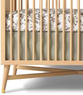 DwellStudio Woodland Tumble Fitted Crib Sheet