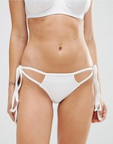 Asos FULLER BUST Exclusive Mermaid Strappy Bikini Bottom