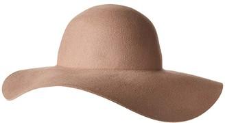 San Diego Hat Company WFH8055 Packable Floppy (Camel) Caps