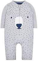 Mothercare Baby Boys' Teddy Bodysuit,(Manufacturer Size: 062)