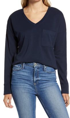 1901 Pocket Long Sleeve T-Shirt