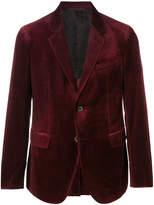 Caruso classic fitted blazer