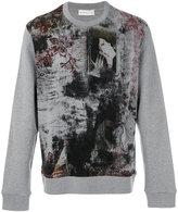 Etro printed sweatshirt - men - Cotton/Polyamide - M