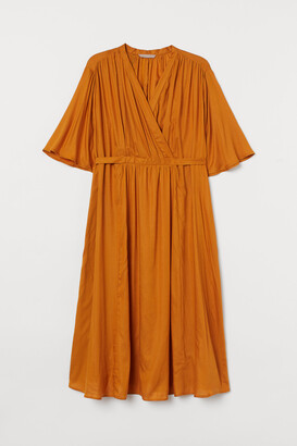 H&M H&M+ Lyocell dress
