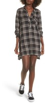 LIRA Women's Victory Plaid Shirtdress
