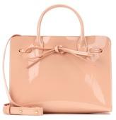 Mansur Gavriel Sun Mini Patent Leather Crossbody Bag