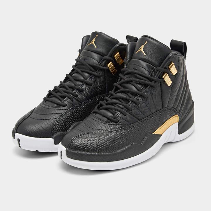 sale retailer 9d6ed d1c66 Women's Air Jordan Retro 12 Basketball Shoes