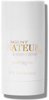 AGENT NATEUR holi(rose) N4 Natural Deodorant