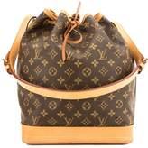 Louis Vuitton Monogram Canvas Noé Shoulder Bag