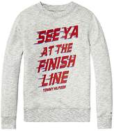 Tommy Hilfiger TH Kids Finish Line Sweater