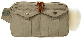 Filson Fishing Waist Pack (Green) Day Pack Bags