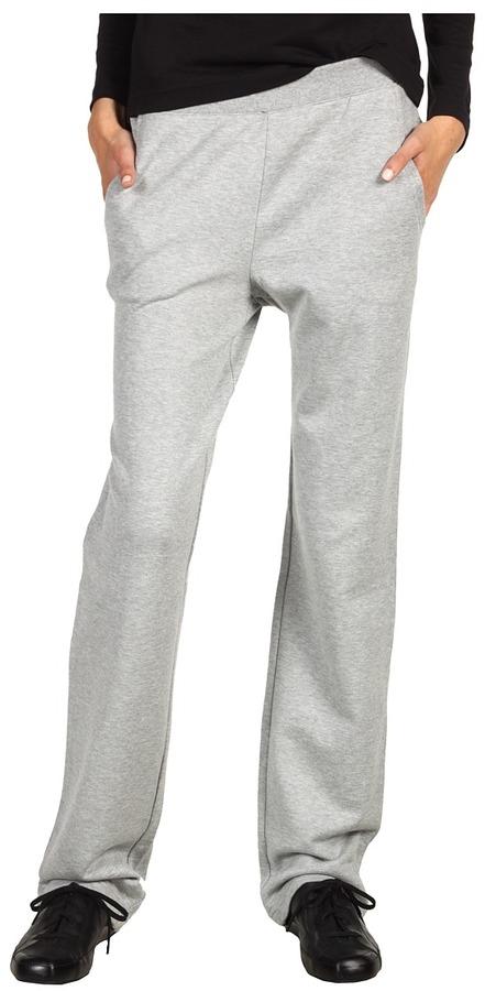 Yohji Yamamoto W CL FT Pant (Medium Grey Heather) - Apparel