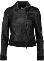 Tory Burch Lila Leather Jacket