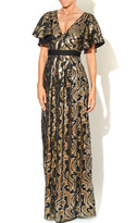 Temperley London London Long Phoenix Dress