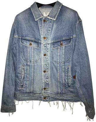Valentino Grey Denim - Jeans Jackets