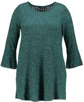 Evans Long sleeved top teal