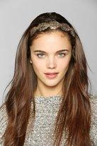 Urban Outfitters Filigree Leaf Headband