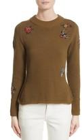 Belstaff Women's Simeron Applique Sweater