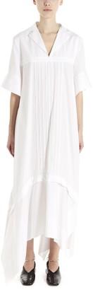 Jil Sander Asymmetric Dress