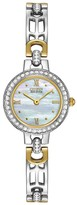 Citizen Women's Silhouette Eco-Drive Mother of Pearl Dial Ladies Watch,