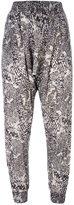 IRO 'Malika' trousers - women - Silk/Polyester/Spandex/Elastane - 0