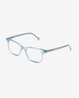 Express Felix Gray Hopper Blue Light Glasses