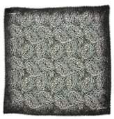 Lanvin Wool Printed Scarf
