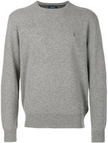 Polo Ralph Lauren long sleeved sweater - men - Wool - S