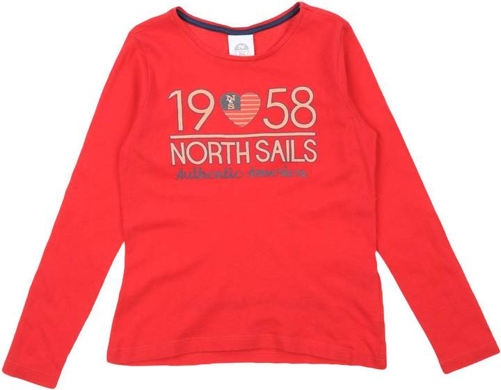 North Sails T-shirts - Item 37875421