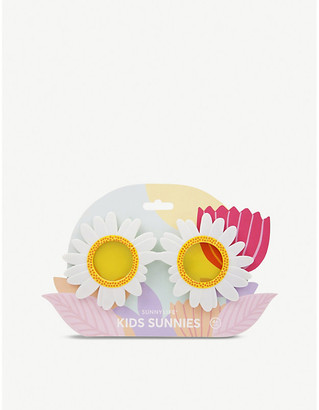 Sunnylife Daisy-shaped tinted sunglasses