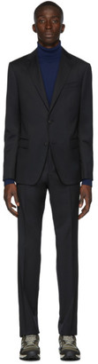 Ermenegildo Zegna Black Slim Suit