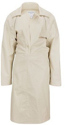 Bottega Veneta Trench back dress