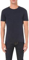 Armani Jeans Eagle-motif Cotton-jersey T-shirt
