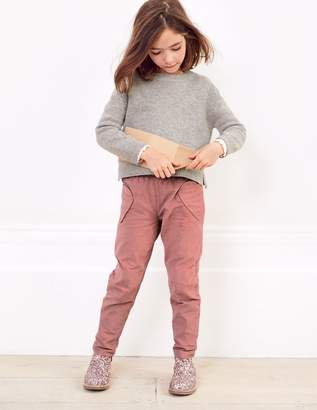 Boden Lined Woven Pull-On Pants