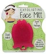 S & T Exfoliating Face Mitt, 0.09 Pound